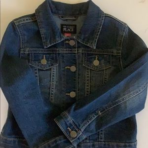 Girls Denim Jacket Size 5T